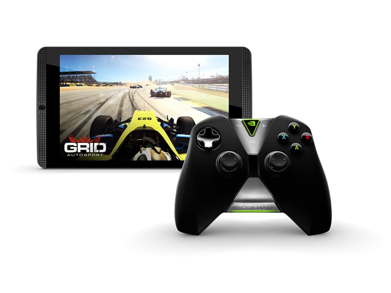 NVIDIA SHIELD Tablet Built for Gamers