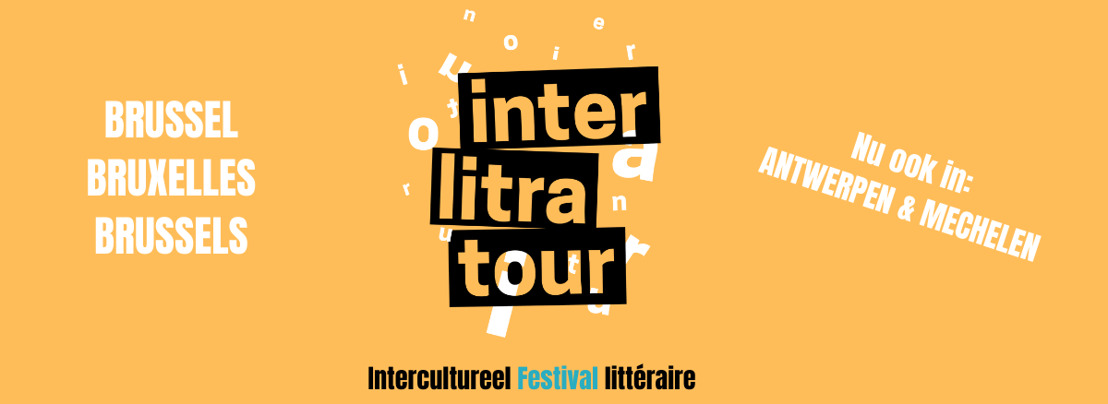 Interlitratour KICK-OFF op 11 februari om 17.30 uur in Muntpunt