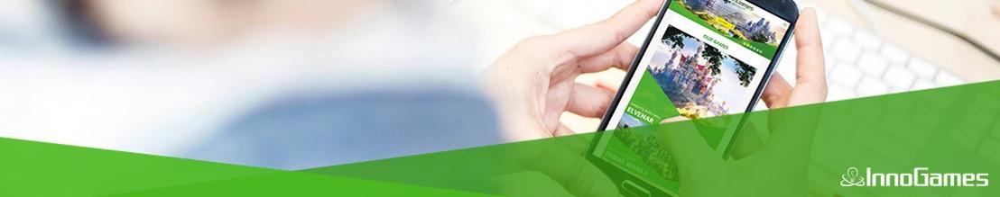 InnoGames steigert mobile Umsätze um 37 Prozent