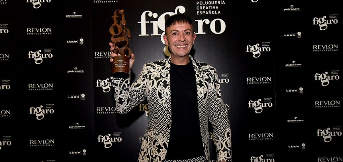 """El peluquero asturiano Manuel Mon es uno de los 14 candidatos para convertirse en """"Peluquero Español del Año"""""""