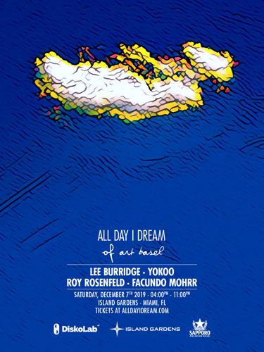 All Day I Dream Announces All Day I Dream of Art Basel