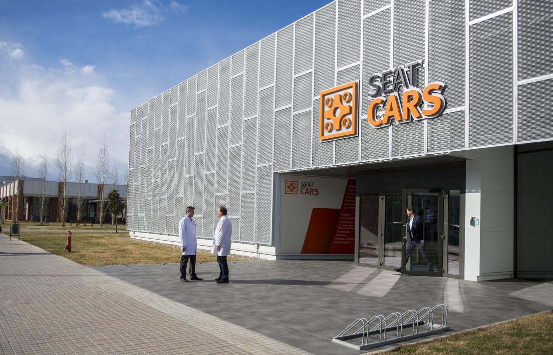 SEAT behandelde in 2018 meer dan 325 werknemers per dag in zijn geavanceerde gezondheidscentrum CARS