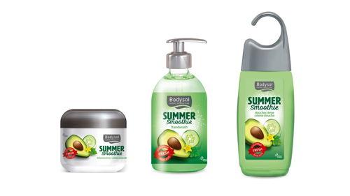 Preview: Cet été, chouchoutez votre peau avec les smoothies ultra frais Bodysol !