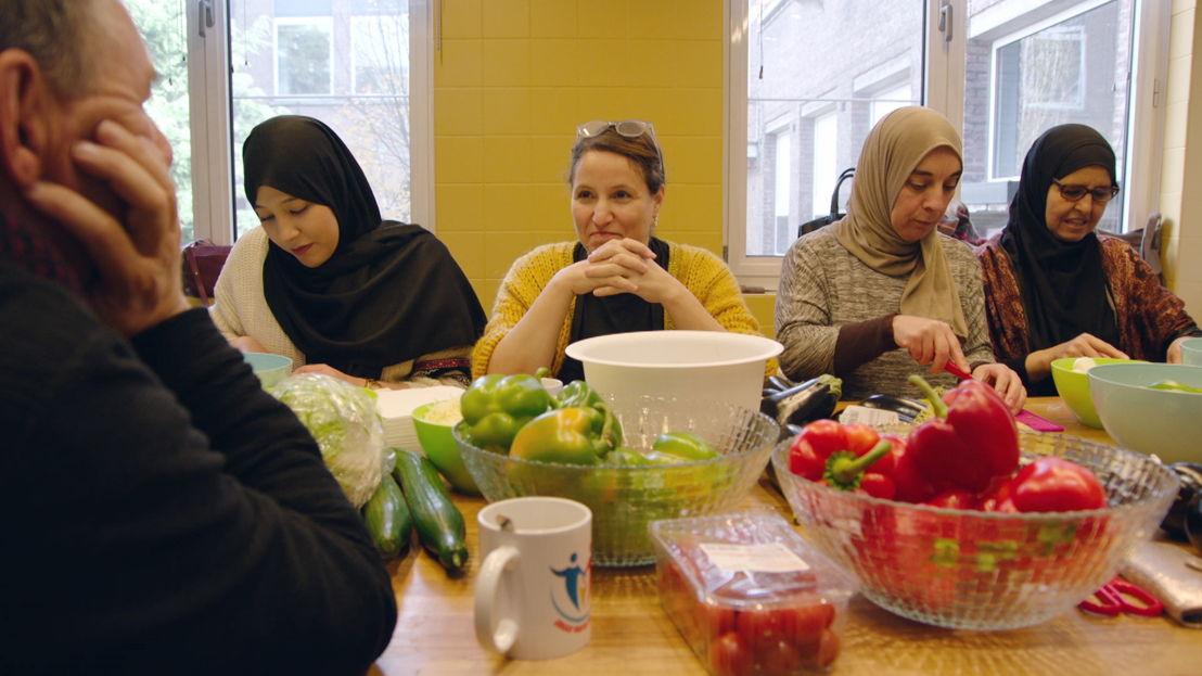 VDZVDV - aflevering 1 : Moeders van Jihad - (c) VRT