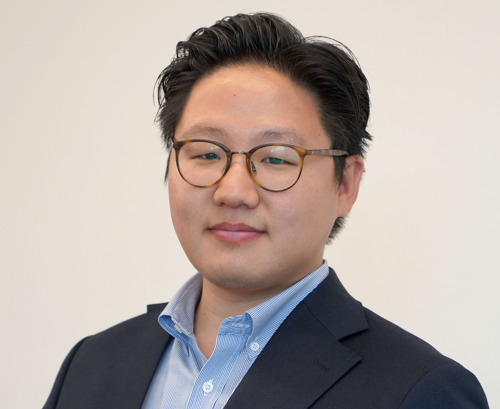ANNOUNCING: BRANDON SUH, OUR NEW CEO