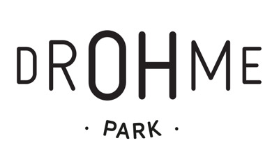 DROHME Park press room Logo