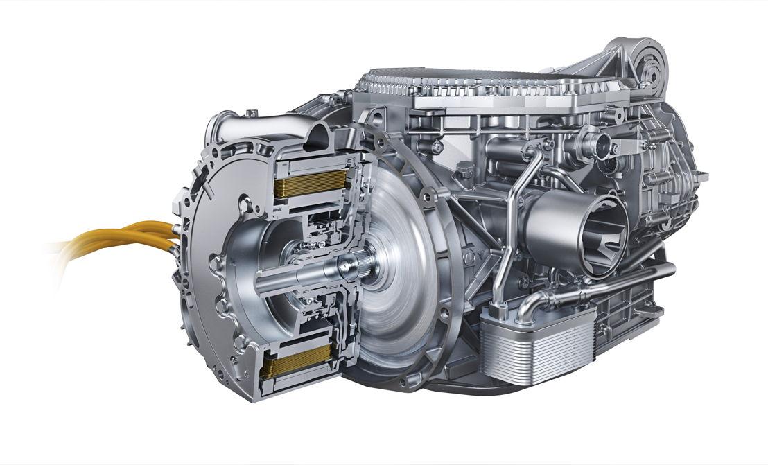 918 Spyder Rear hybrid module and PDK