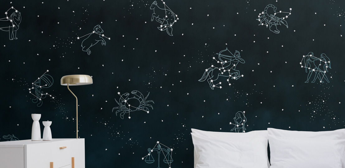 Decorate for every star sign with the Constellations Collection