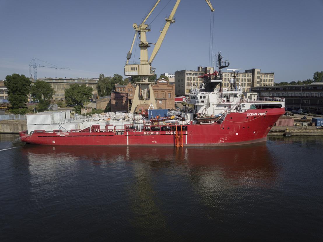 B-roll y audios: MSF reanuda las operaciones de rescate en el Mediterráneo