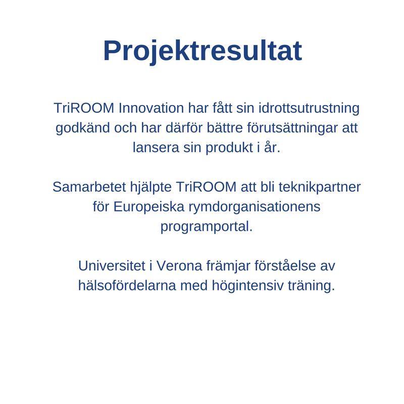 Projektresultat