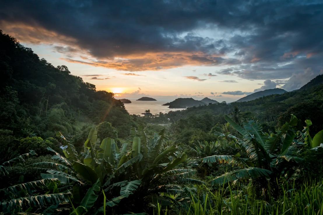 Walk on Sunshine in Seychelles