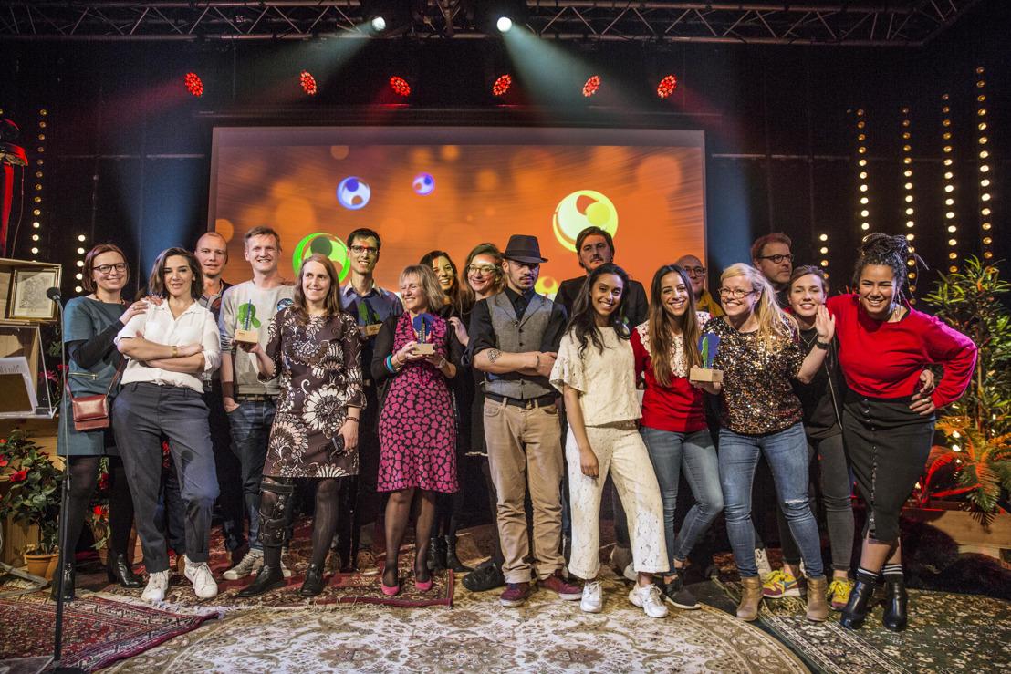 """""""Generation M"""" en """"Alors on danse"""" winnen een Diversiteitstrofee"""