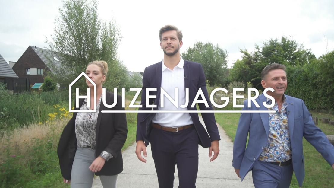 Nieuw seizoen Huizenjagers start morgen in Gent