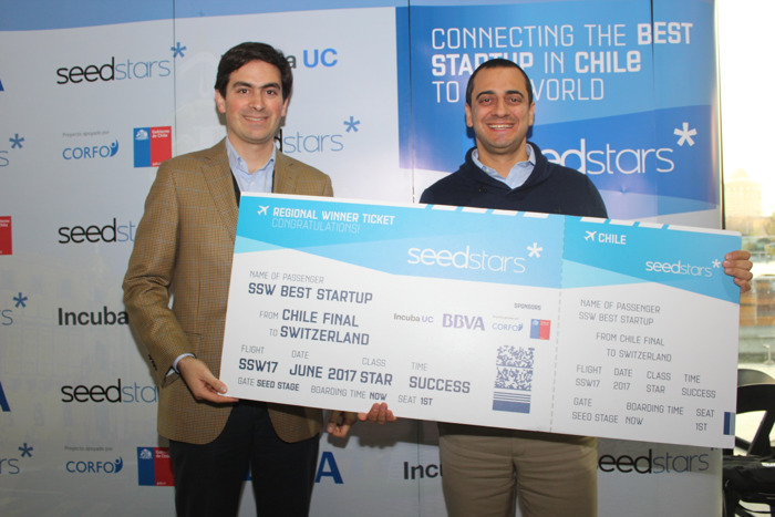 Preview: Red Capital nombrada mejor startup de Chile en Seedstars Chile