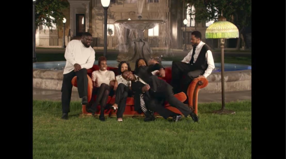 Belgisch productiehuis Caviar maakt controversiële videoclip 'Moonlight' van Jay-Z