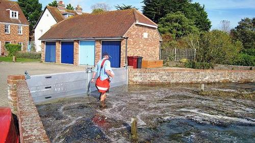 Provincie strijdt tegen wateroverlast