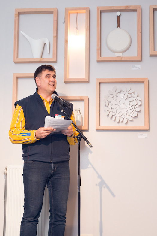 Directeur magasin IKEA Mons Petr Pokorny