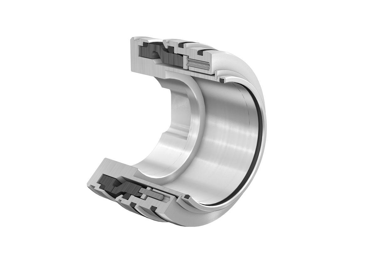 Les dimensions géométriques des garnitures mécaniques « 4EB » sont adaptées à l'espace de montage de la pompe afin de limiter au maximum l'usure des faces de friction. (© KSB SE & Co. KGaA, Frankenthal)