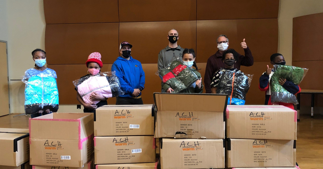 Duquesne Light Company Helping Children and Families Stay Warm This Winter
