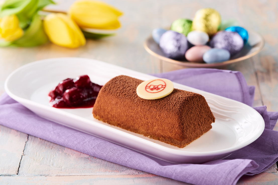 Various Easter-themed desserts will be served to all customers on selected routes