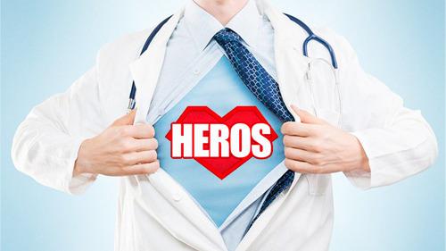 """NRJ lance """"HEROS"""", une radio digitale pour accompagner le quotidien du personnel soignant"""