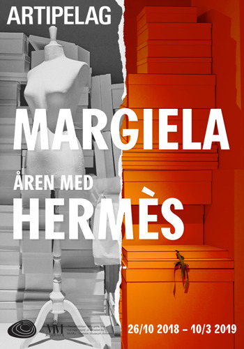 'Margiela, the Hermès years' travels to Sweden
