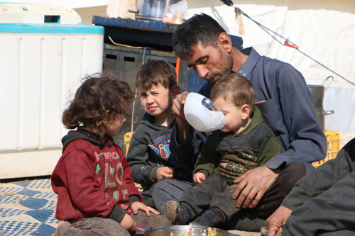 Idlib, Syria: MSF to scale up its response as tensions reach a new peak
