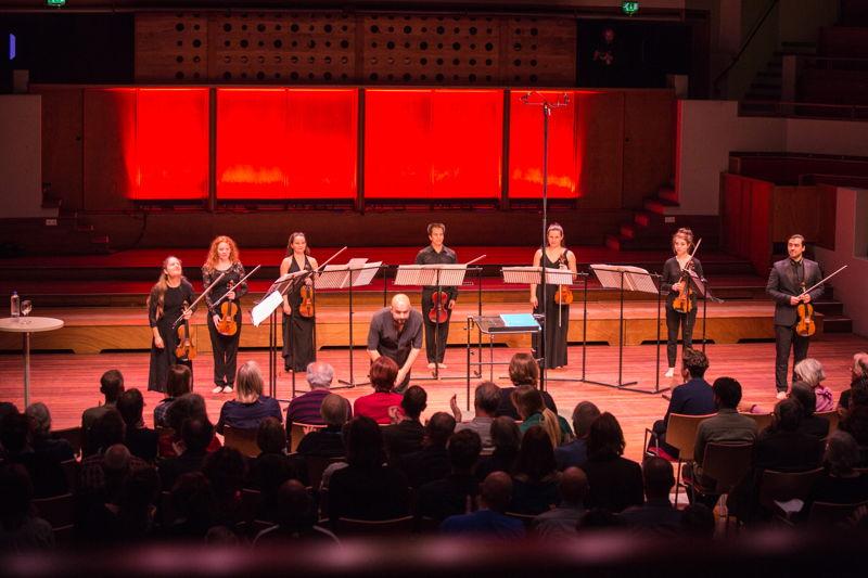 Composer on Stage: Maxim Shalygin - Ensemble Shapeshift & Maxim Shalygin © Herre Vermeer