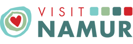 Visit Namur press room Logo