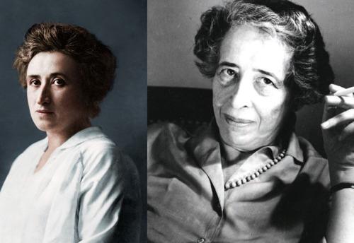 Filosofe Joke Hermsen schermt met Rosa Luxemburg en Hannah Arendt voor openingslezing 'Redelijk Eigenzinnig'