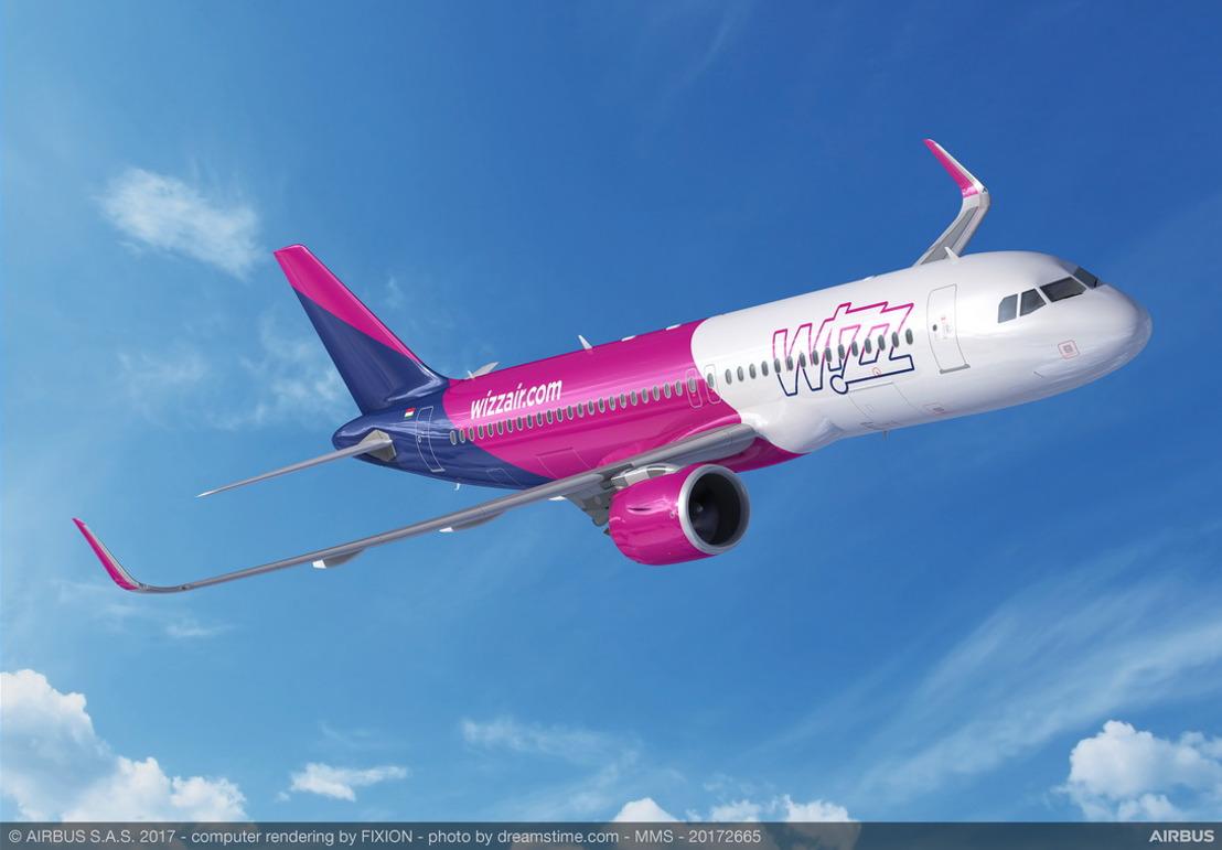 WIZZ AIR ANNONCE LA COMMANDE DE 146 AVIONS AIRBUS A320neo