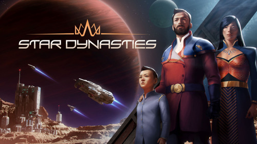 Out Today on PC! Narrative Strategy Game Star Dynasties Exits Early Access