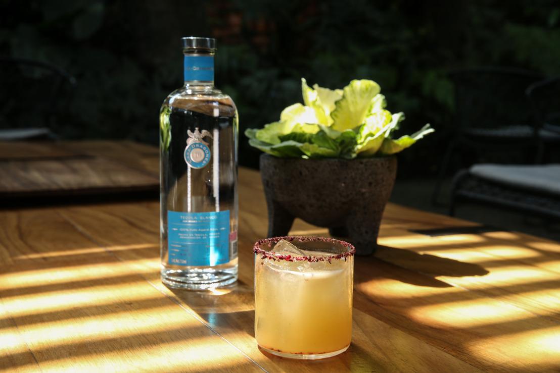 Celebra el Día Mundial del Coctel con 3 sencillas recetas hechas con Tequila Casa Dragones Blanco