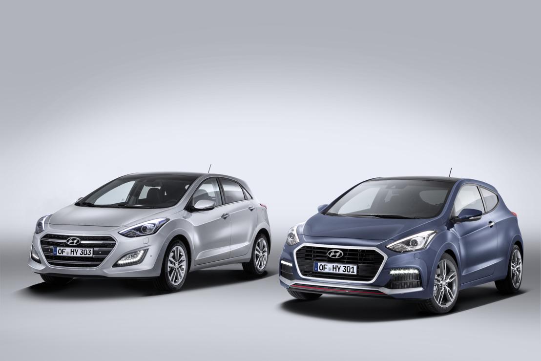 Press Kit New Hyundai i30