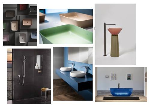 Nieuwe vormen, innovatieve materialen en diverse kleuren