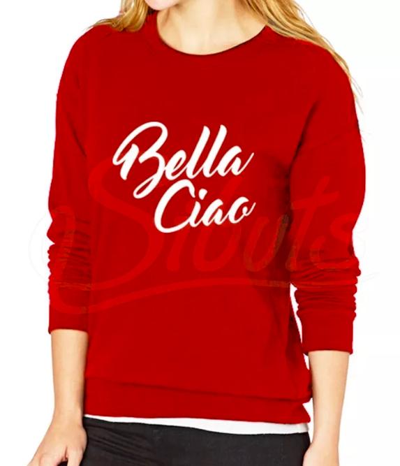 Sudadera Bella Ciao!