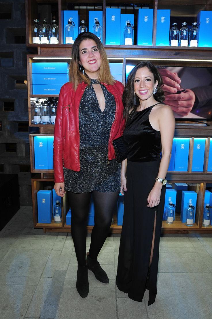 Lucero Méndez y Regina Valdés