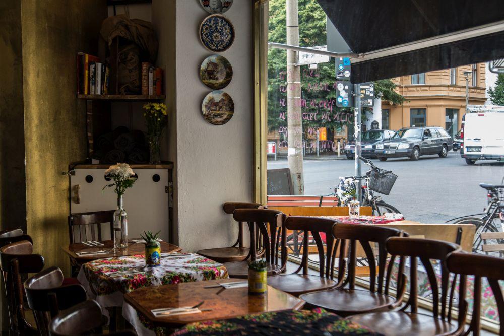YAFO Restaurant © visitBerlin, Foto visumate