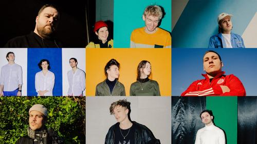 Dit zijn de 9 finalisten van De Nieuwe Lichting van Studio Brussel 2021