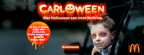 TBWA en McDonald's zorgen voor knallend Halloweenfeest ondanks corona!