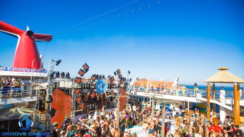 Preview: Groove Cruise is Gifting Fans 60 Mixes from LA's 2017 Cruise For The First Ever 'Groove Cruise Chimney Drop'