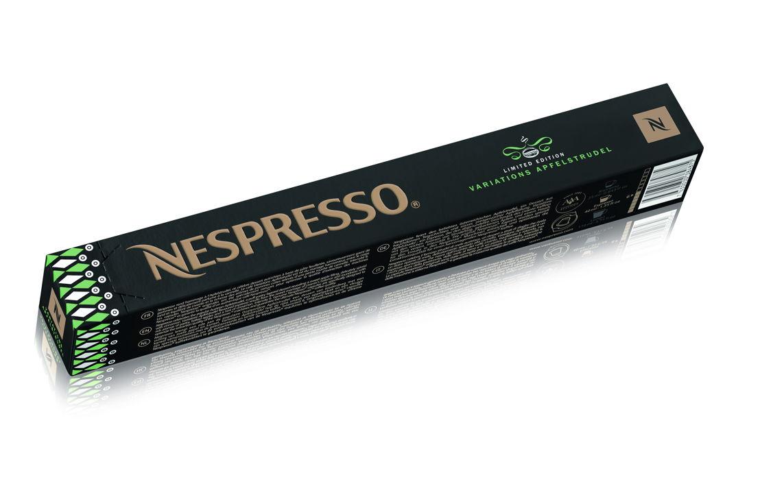 Nespresso Variations Apfelstrudl