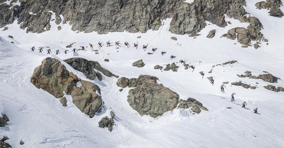 Skier: Tim McChesney. Photographer: Tristan Shu