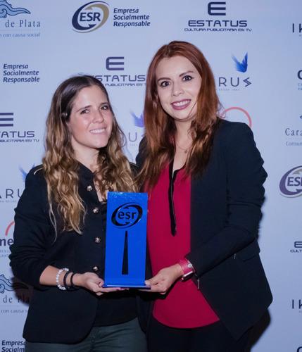 Avon México es reconocida como Empresa Socialmente Responsable por undécima ocasión consecutiva