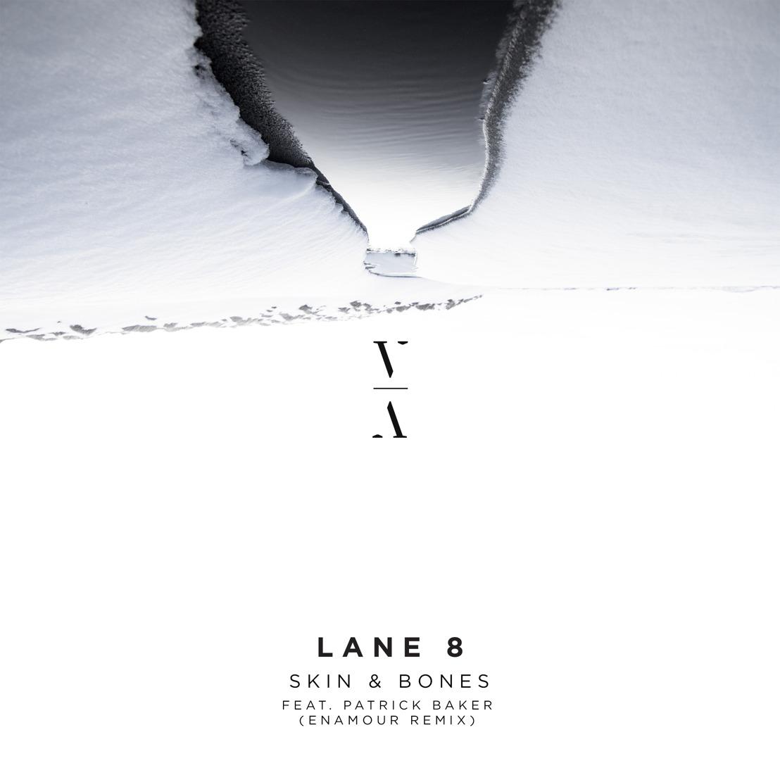 Lane 8's Releases 'Skin & Bones' ft. Patrick Baker (Enamour Remix)
