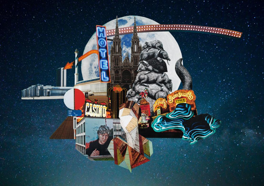 "Oostende lanceert belicht kunstenparcours ""The Crystal Ship By Night"""