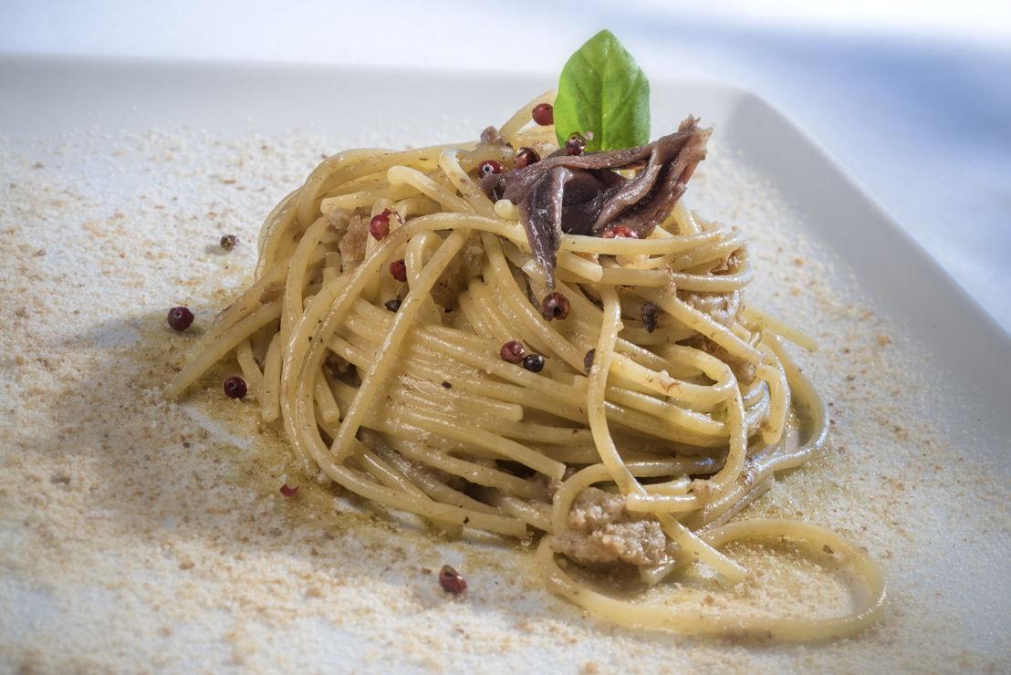 Spaghetti ammuddicati (SICILIA) 1
