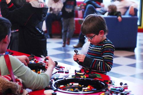 Preview: Sensory Saturday returns to LEGOLAND® Discovery Center Atlanta