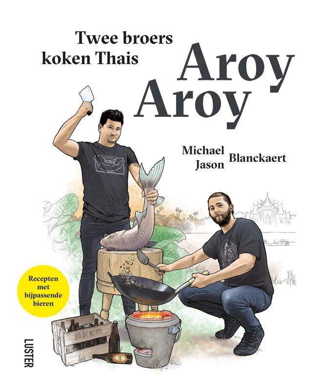 Aroy Aroy cover