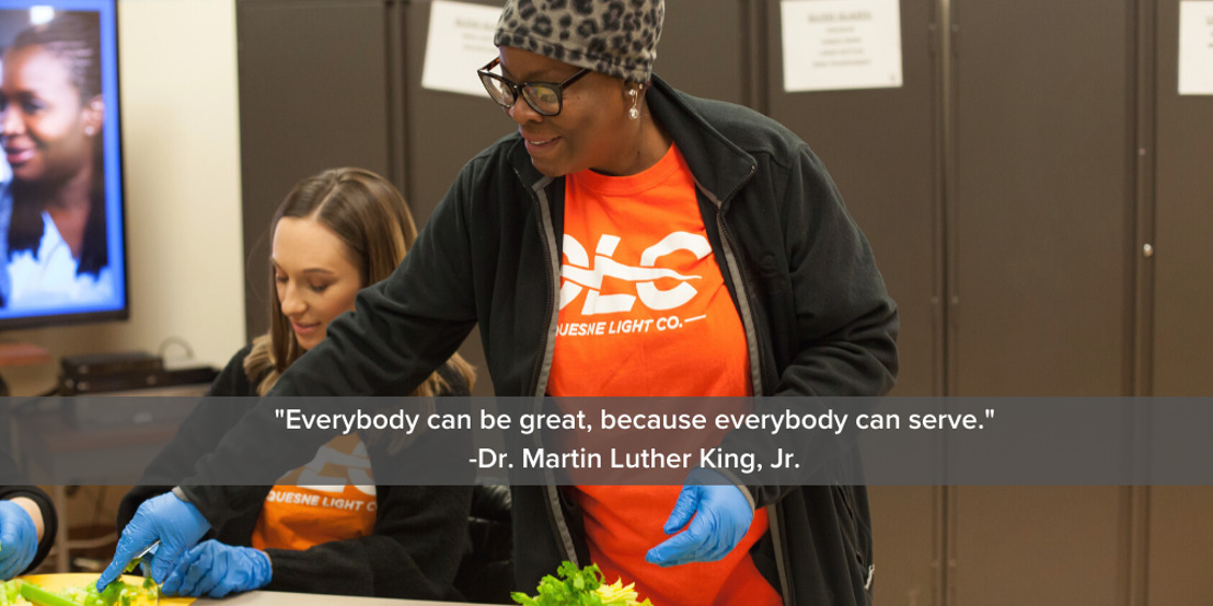 DLC Employees Honor 25th Annual MLK Day of Service with Community Volunteerism